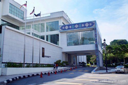 マレーシア・イスラム教美術館のアクセス・行き方・料金を紹介します