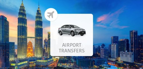 クアラルンプール空港から市内のアクセスは格安タクシーが便利【深夜】