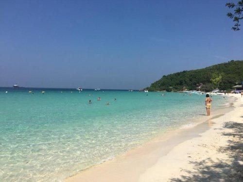 【KKday】パタヤ・ラン島マリンアクティビティツアー【タイ観光】