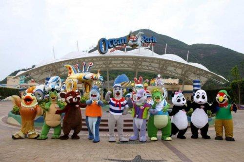 香港オーシャンパークの割引クーポンチケットを安く予約する方法
