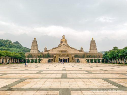 高雄にある「佛光山佛陀紀念館」は台湾仏教の聖地【行き方・見どころ】