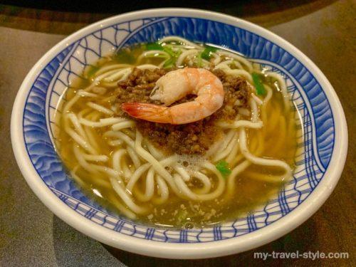 赤崁担仔麺のタンツーメンは台南発祥の名物料理【台南グルメ】