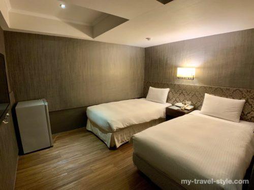 台南一人旅におすすめな格安ホテル「ECFAホテル台南」宿泊記