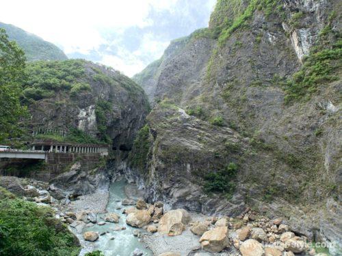花蓮・太魯閣(タロコ)まで台北から飛行機で行く日帰りツアーに参加|KKday
