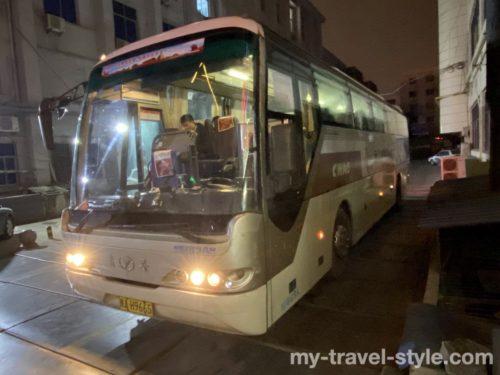 西安市内から西安咸陽国際空港へバスでの行き方・アクセス方法|中国