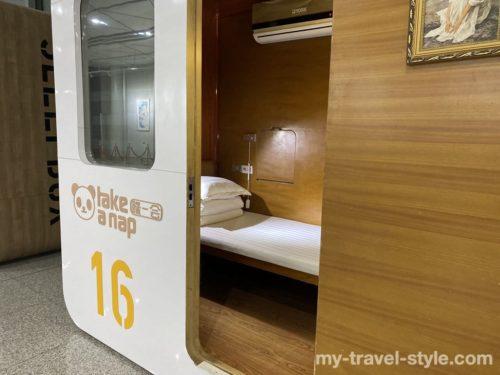 西安空港の空港泊・仮眠方法は3つあり|トランジット・早朝深夜便も安心
